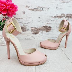 Sandale Baku Piele Neteda2