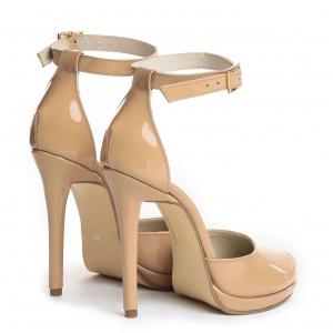 Sandale Beijing din piele lacuita [2]