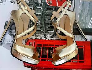 Sandale Berna Gold3