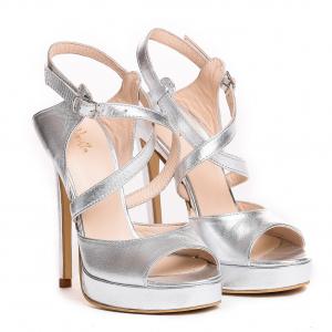 Sandale Berna Silver0