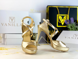 Sandale Berna Gold Toc Mic2