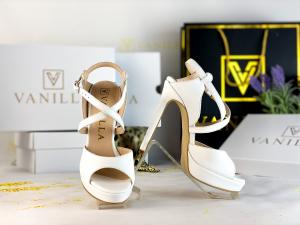 35   Sandale Berna White Promo [0]