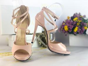 41   Sandale Bogota Piele Lacuita Promo0