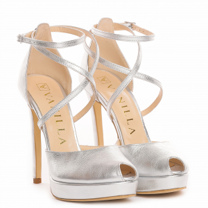 Sandale Fabiana Mistic Silver0