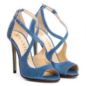 Sandale Tress Glitter Fin0