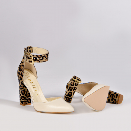 Stiletto Adal Leopard 3D Edition3