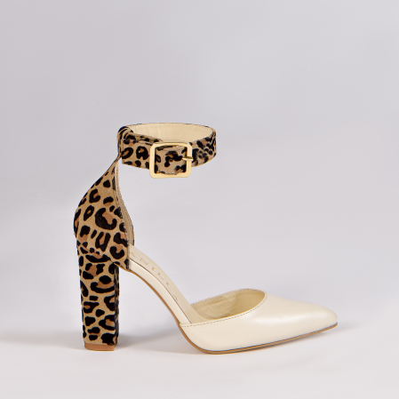 Stiletto Adal Leopard 3D Edition2