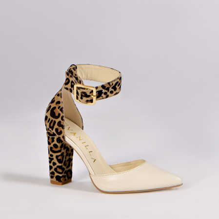 Stiletto Adal Leopard 3D Edition4