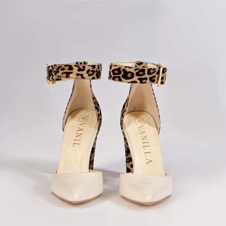 Stiletto Adal Leopard 3D Edition1