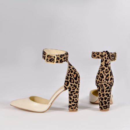 Stiletto Adal Leopard 3D Edition5