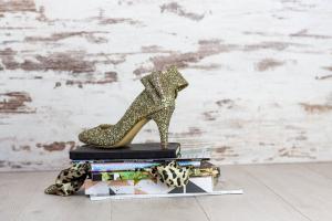 Stiletto Cleopatra Glitter6