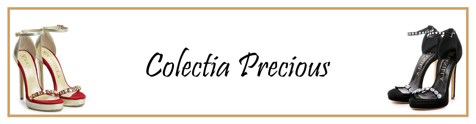 Colectia Precious Vanilla ®