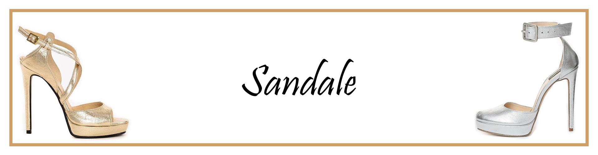 Sandale Vanilla ®