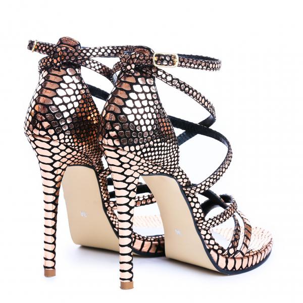 Sandale Missa Metalic 2