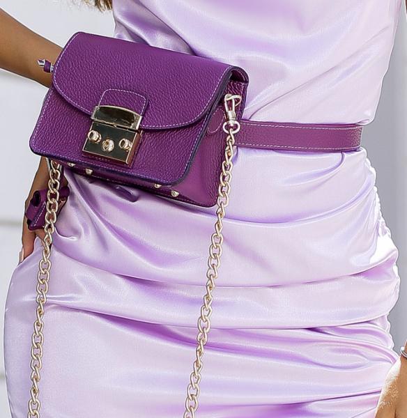 Borseta Lisa Purple 1