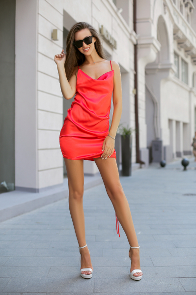 Rochie Penelope Red 0