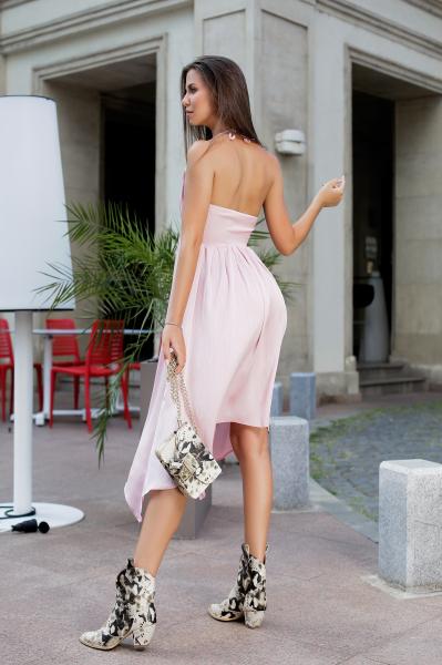 Rochie Melissa Pink 2