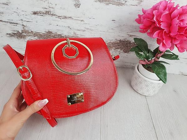 Geanta Omana Red Edition 0