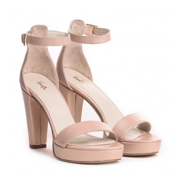 Sandale Ankara Toc Gros 0