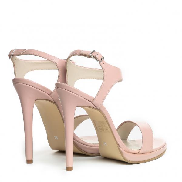 Sandale Atena Paco Piele Neteda 2