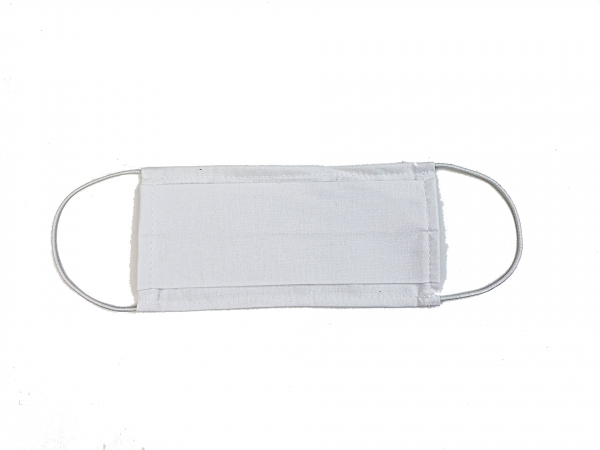 Masca dubla din bumbac 100% - reutilizabila cu filtru 3