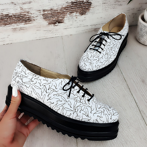 Pantofi casual Hellena Love Edition 1