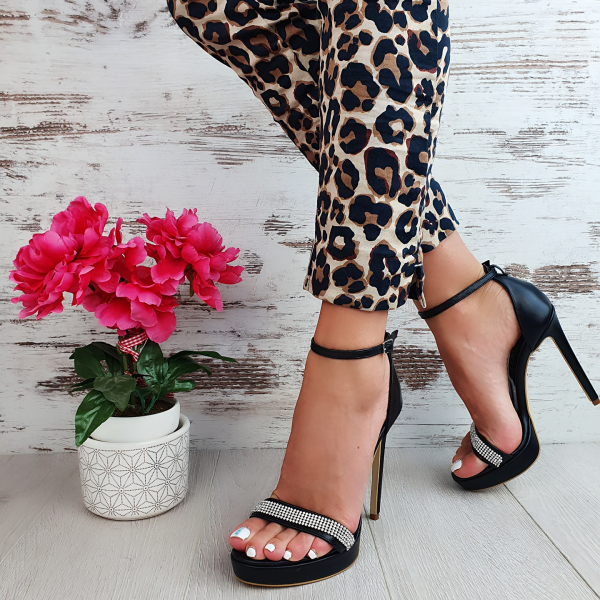 Sandale Adelina Cristale Swarovski 3