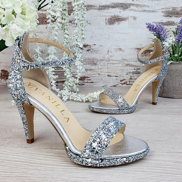 Sandale Ankara Glitter Toc Mic Promo 0