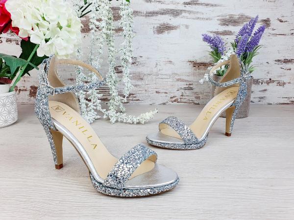 Sandale Ankara Glitter Toc Mic Promo 1
