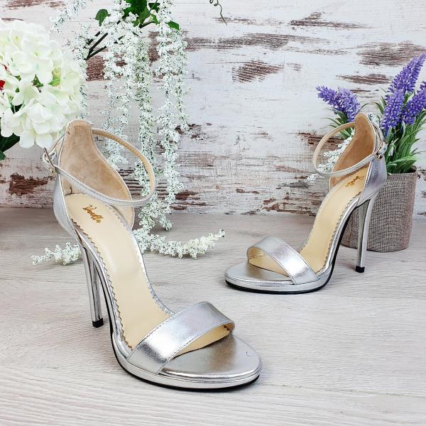 Sandale Ankara Piele Neteda Promo 0