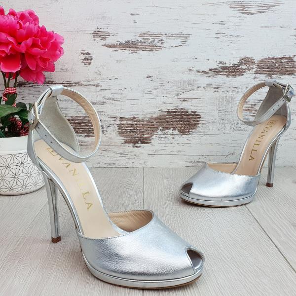Sandale Beijing Silver Promo 0