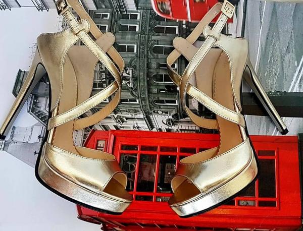 Sandale Berna Gold 3