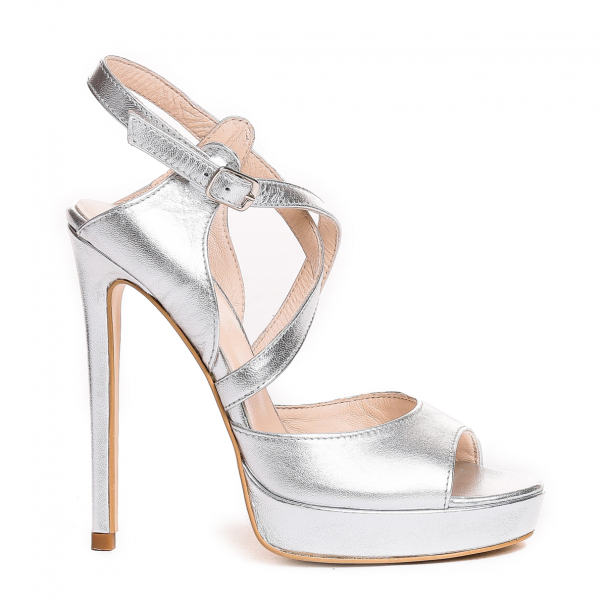Sandale Berna Silver 1