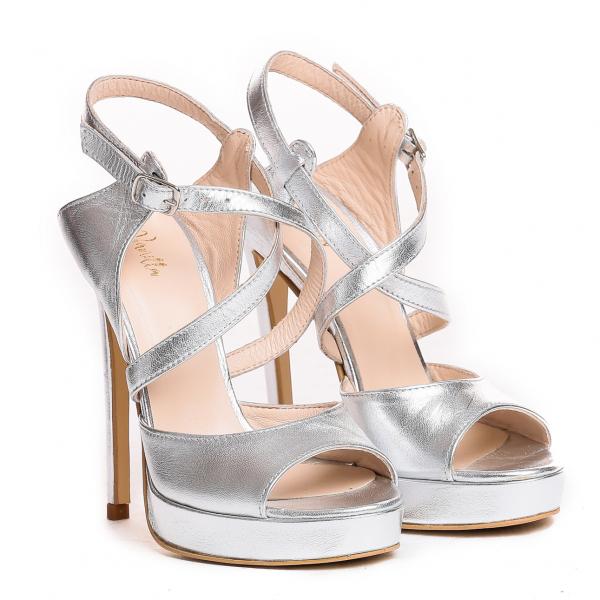 Sandale Berna Silver 0