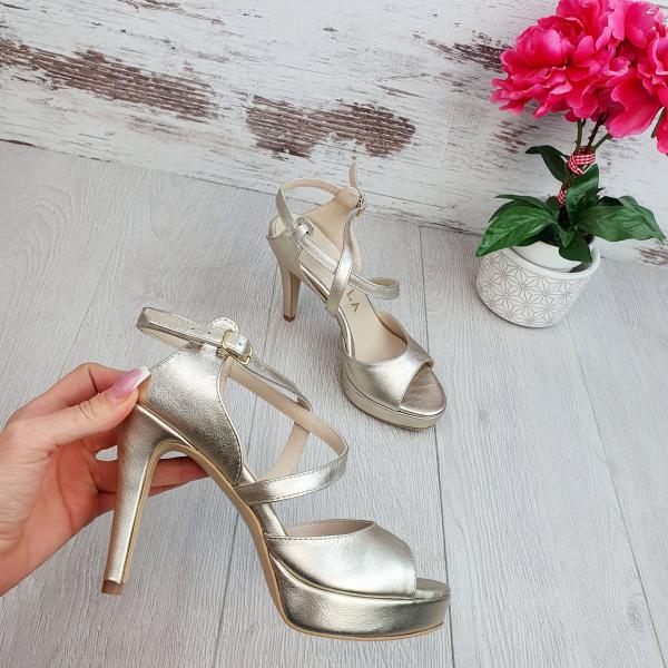 Sandale Berna Gold Promo 1