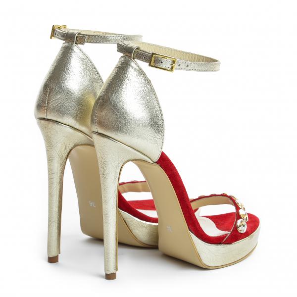 Sandale Golden Jubilee 2
