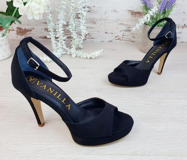 Sandale Oslo Piele Intoarsa Promo 1
