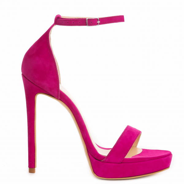 Sandale Viena Piele Intoarsa 4