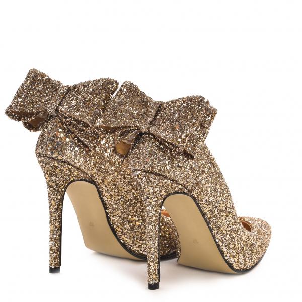 Stiletto Cleopatra Glitter 5