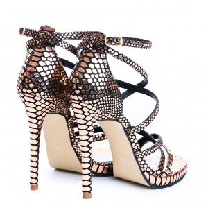 Sandale Missa Metalic2