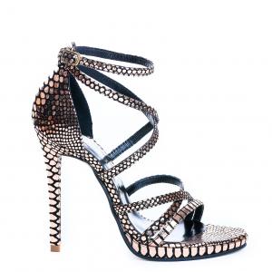 Sandale Missa Metalic1