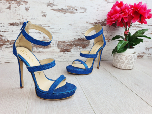 Sandale Cairo Blue Edittion1