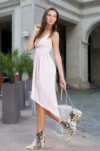 Rochie Melissa Pink1