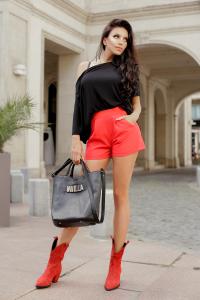 Bluza Nuria Black0