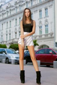 Pantaloni Scurti Valeria Love0