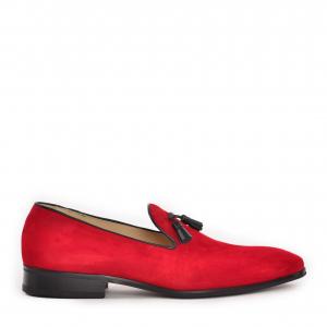 Pantofi Namir Loafers - Red1