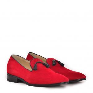 Pantofi Namir Loafers - Red0
