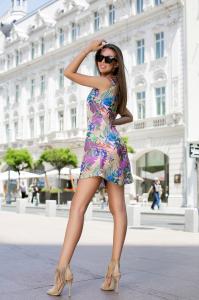 Rochie Tasha Purple3