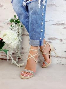 Sandale Aura Cristale Swarovski5