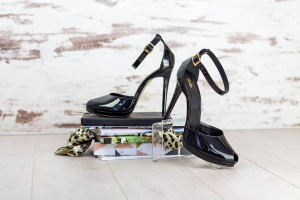 Sandale Beijing Piele Lacuita Promo1